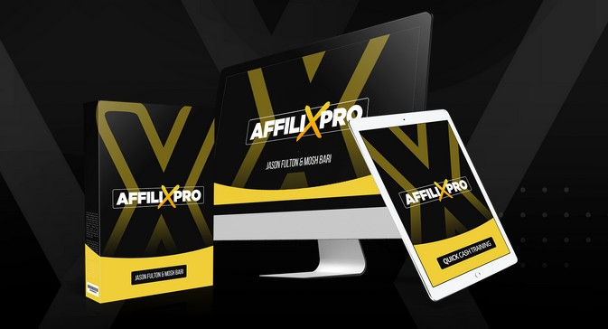 AffiliXPro Software by Mosh Bari