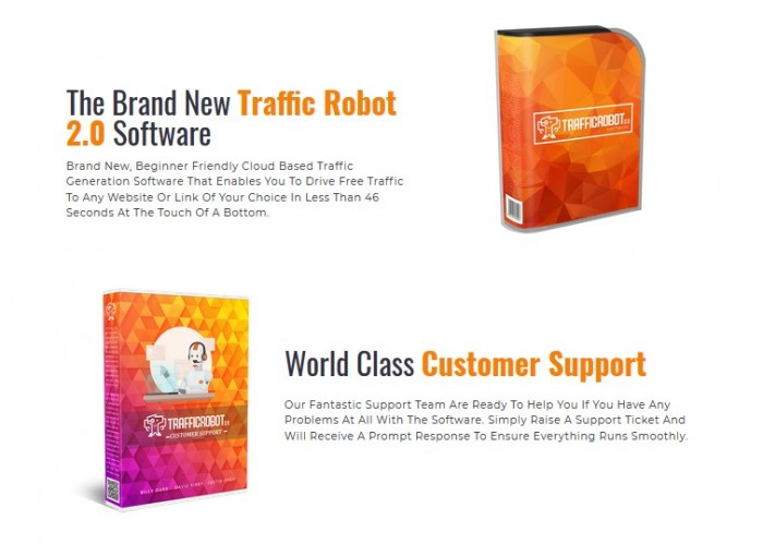 Traffic Robot 2.0 Software by Billy Darr