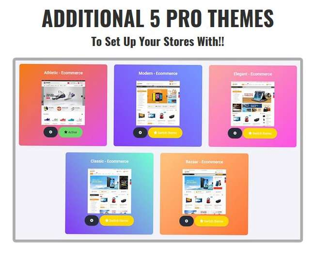 AlterStores Pro by Victory Akpos