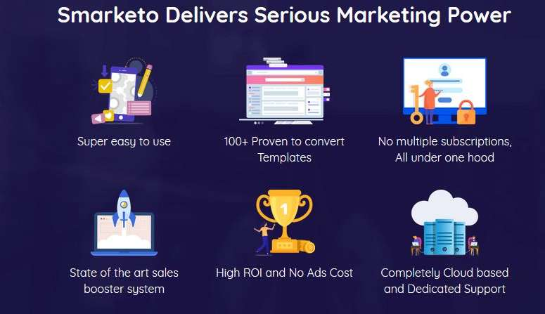 Smarketo Commercial by Amit Pareek