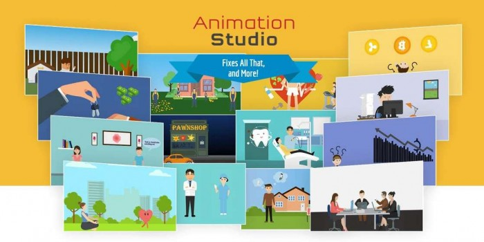 AnimationStudio Animation Explainer Video Maker Software by Paul
