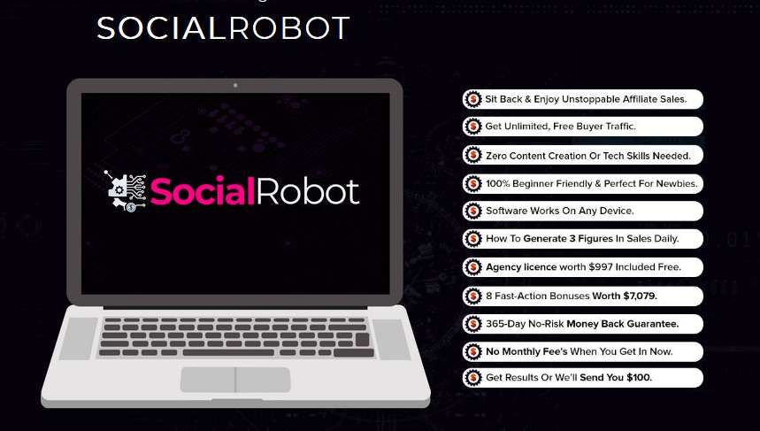 SocialRobot Traffic Software And OTO by Billy Darr Review
